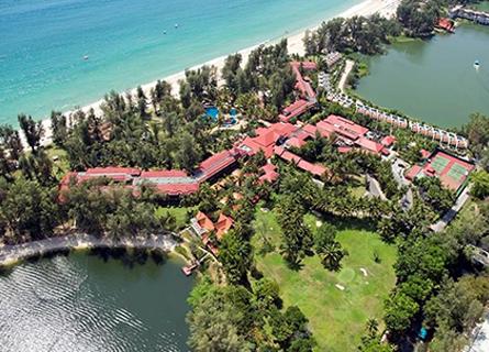 Dusit Laguna Hotel