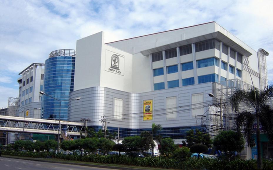 Pantip Plaza Renovation – Ngamwongwan