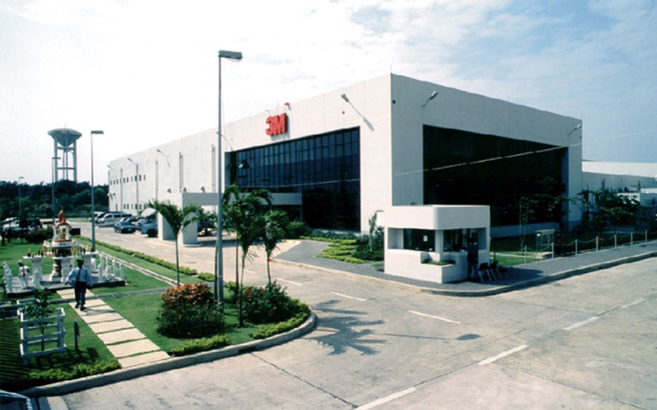 3M Production Plant