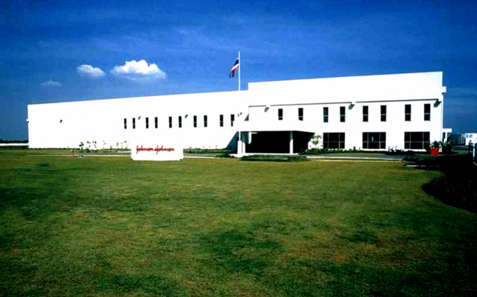 Johnson & Johnson Manufacturing Plant