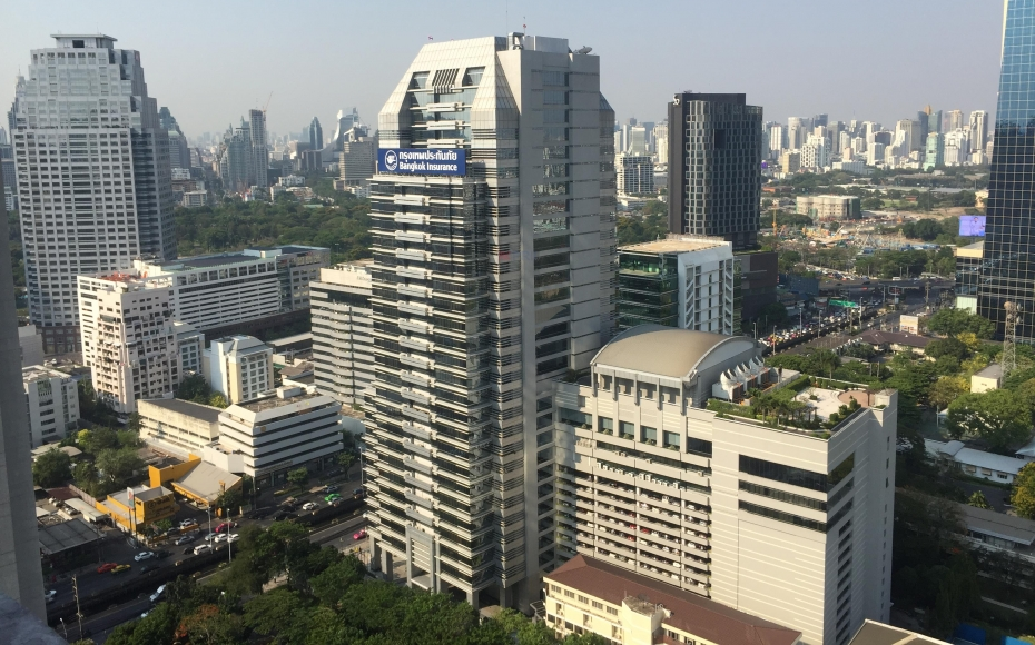 Bangkok Insurance - YWCA Building